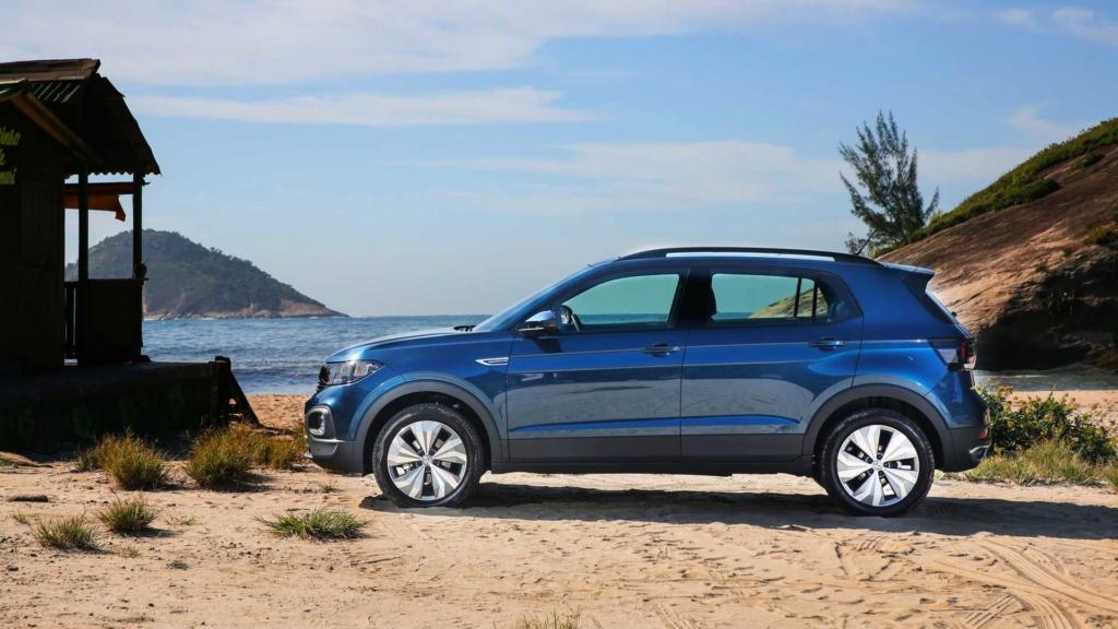 Viagem-teste: VW T-Cross 1.0 TSI mostra equilíbrio em mais de 1.000 km Volksw30