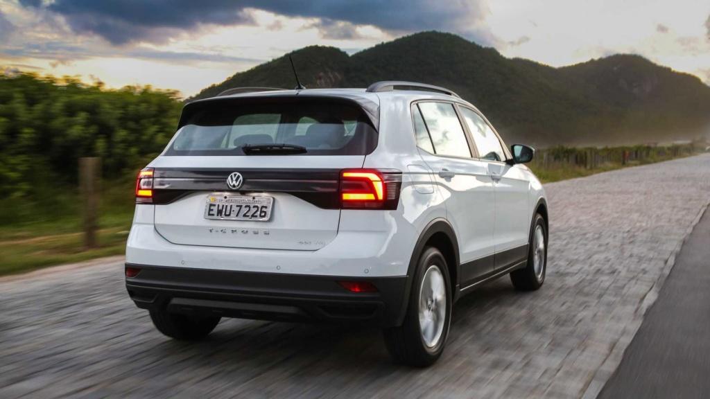 Viagem-teste: VW T-Cross 1.0 TSI mostra equilíbrio em mais de 1.000 km Volksw31