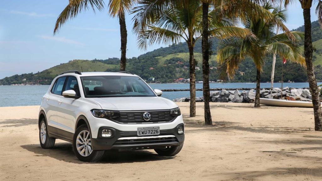 Viagem-teste: VW T-Cross 1.0 TSI mostra equilíbrio em mais de 1.000 km Volksw32