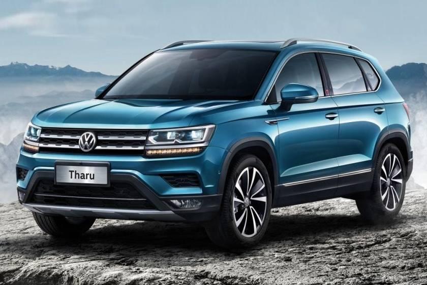 Volkswagen Tarek virá para o Brasil apenas em 2021 Volksw35
