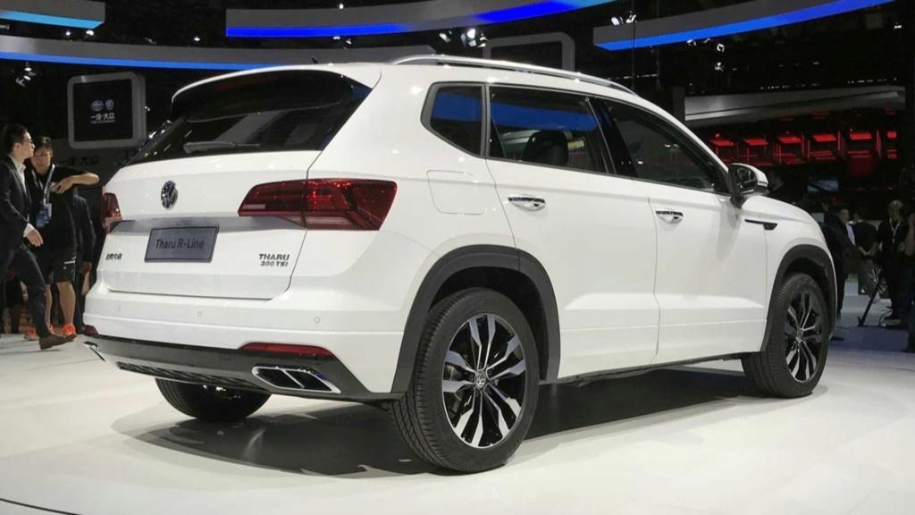 Volkswagen Tarek virá para o Brasil apenas em 2021 Volksw37