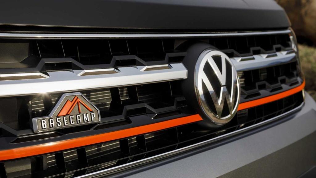 Fora da estrada com o Volkswagen Atlas Basecamp  aventureiro  Volksw44