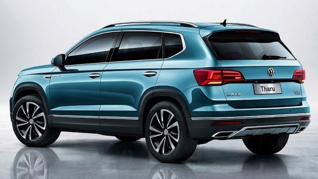 VW confirma produção do SUV Tarek na Argentina a partir de 2021 Volksw57