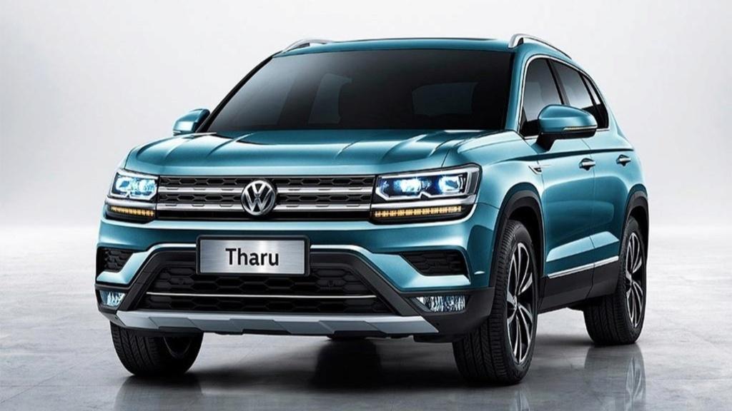 VW confirma produção do SUV Tarek na Argentina a partir de 2021 Volksw58