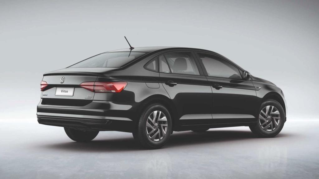 VW Polo e Virtus 1.6 são vendidos com desconto em maio Volksw66