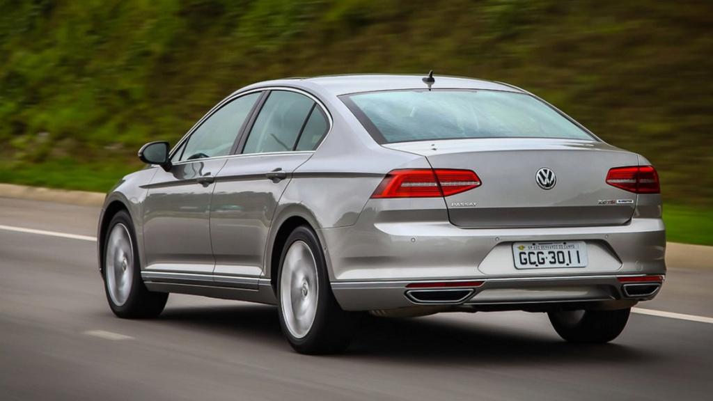 Volkswagen Passat ganha kit para 300 cv por R$ 13.900 Volksw75