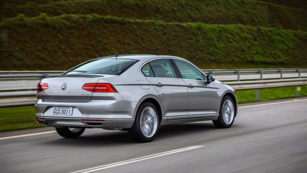 Volkswagen Passat ganha kit para 300 cv por R$ 13.900 Volksw76
