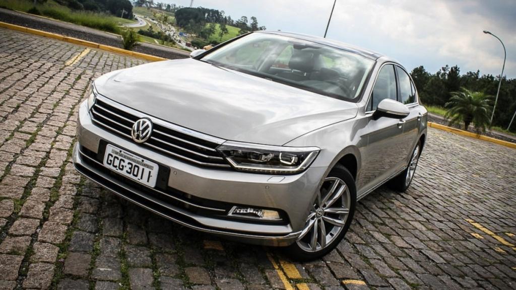 Volkswagen Passat ganha kit para 300 cv por R$ 13.900 Volksw77