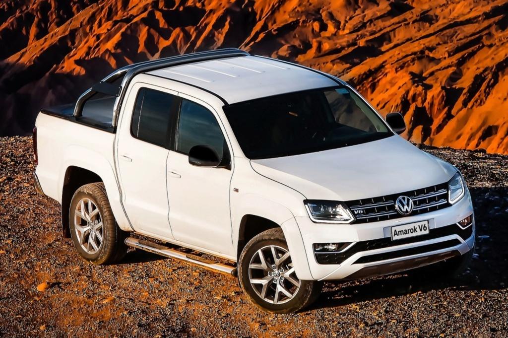 Volkswagen Amarok tem recall por movimentação involuntária dos bancos dianteiros Volksw79