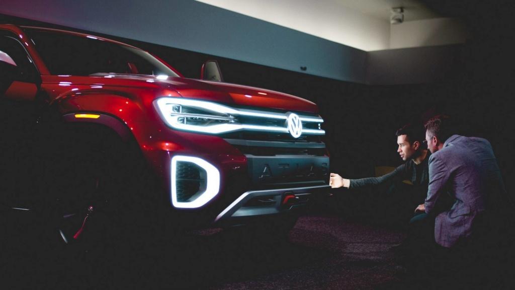 Quatro fábricas disputam produção da nova geração da Volkswagen Amarok Volksw81