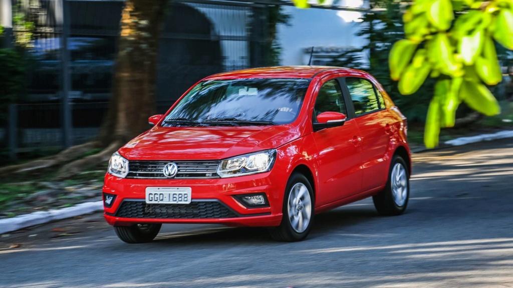 VW prepara sucessor do Gol e Toyota fará inédito SUV no Brasil Volksw87
