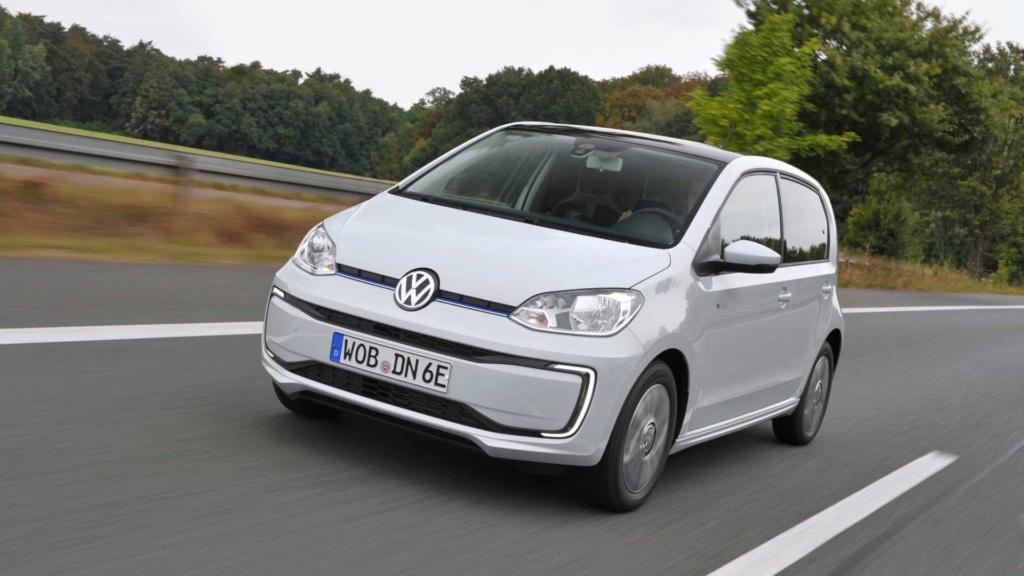 Volkswagen Up! elétrico custará cerca de R$ 99 mil na Europa Volksw89
