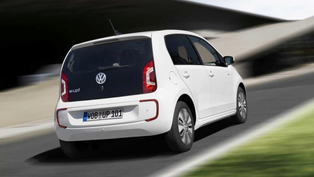 Volkswagen Up! elétrico custará cerca de R$ 99 mil na Europa Volksw93