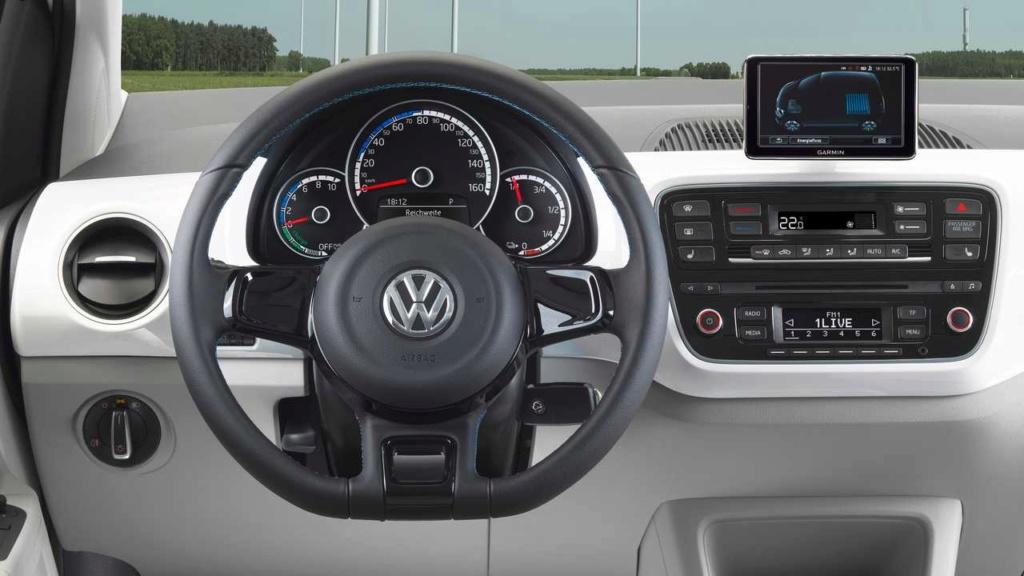Volkswagen Up! elétrico custará cerca de R$ 99 mil na Europa Volksw94