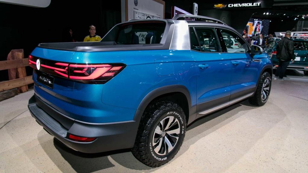 Novas Ford Ranger e Volkswagen Amarok não terão versão híbrida Volksw97