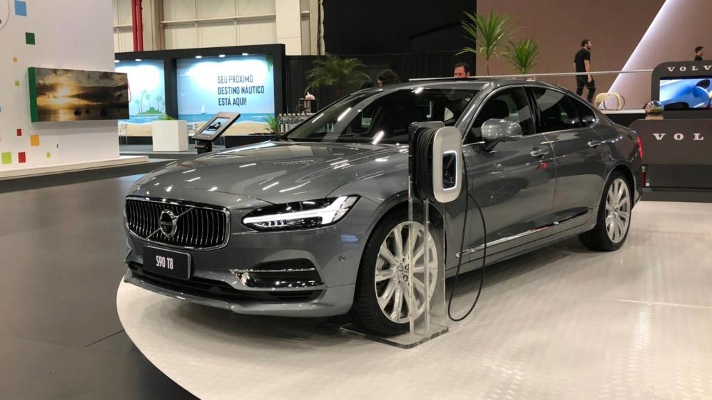 Série 3 e Série 5 colocam BMW no topo Volvo-11