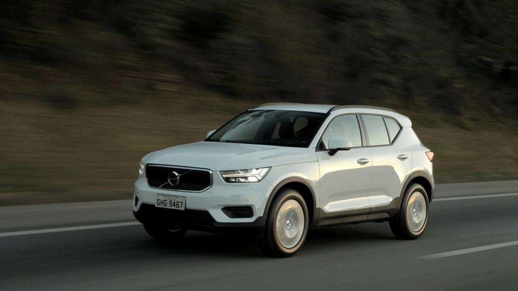 Volvo cogita lançar compactos, incluindo SUV abaixo do XC40 Volvo-19