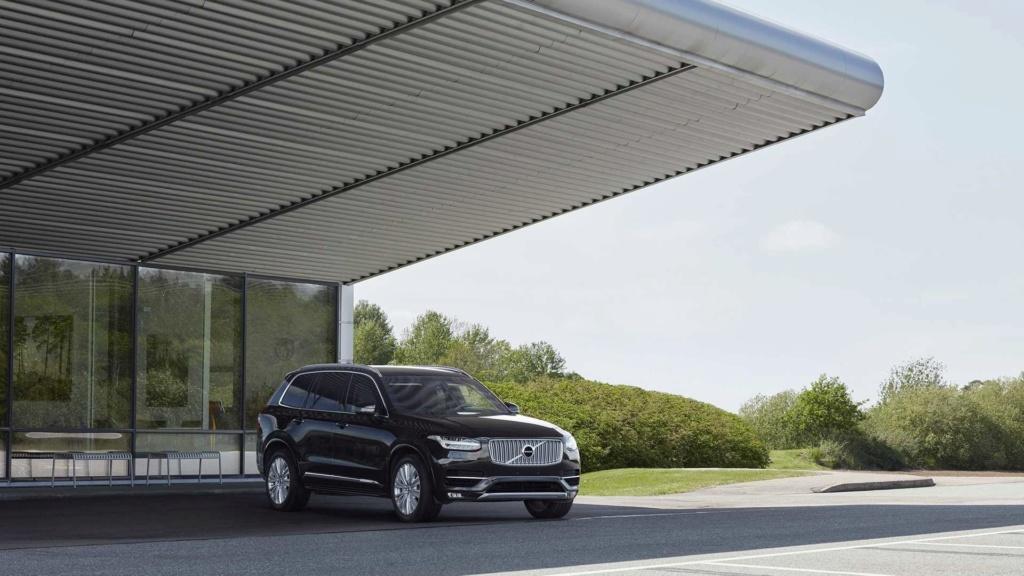 Volvo confirma lançamento de XC90, XC60 e XC40 blindados no Brasil Volvo-26
