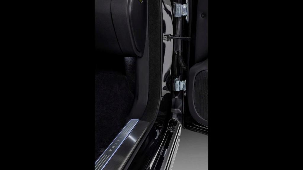 Volvo confirma lançamento de XC90, XC60 e XC40 blindados no Brasil Volvo-28