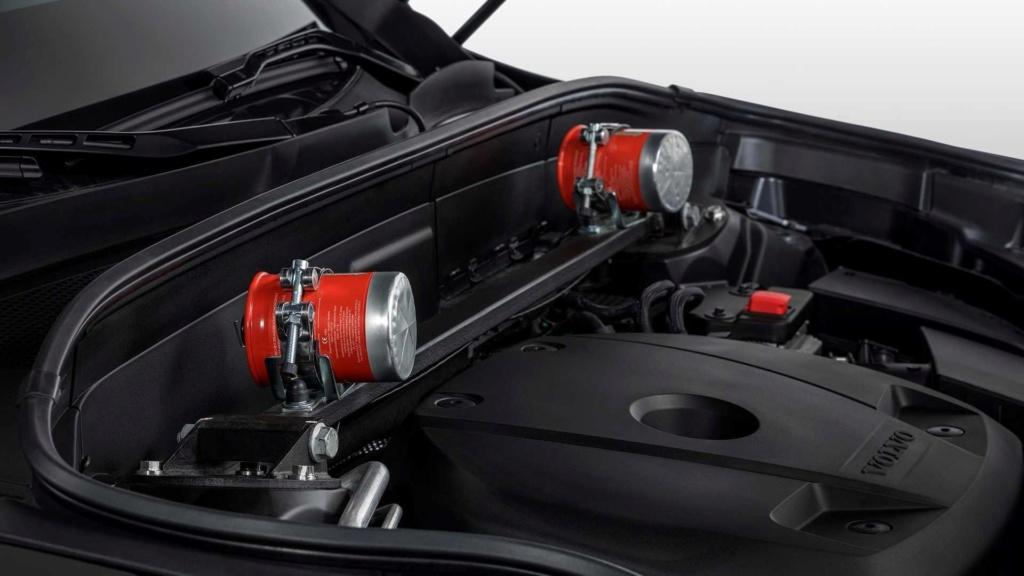 Volvo confirma lançamento de XC90, XC60 e XC40 blindados no Brasil Volvo-29