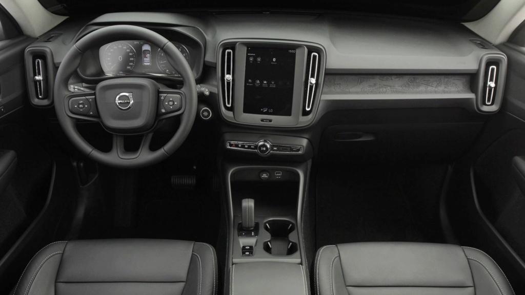 Volvo estuda SUVs abaixo do XC40 e acima do XC90 Volvo-33