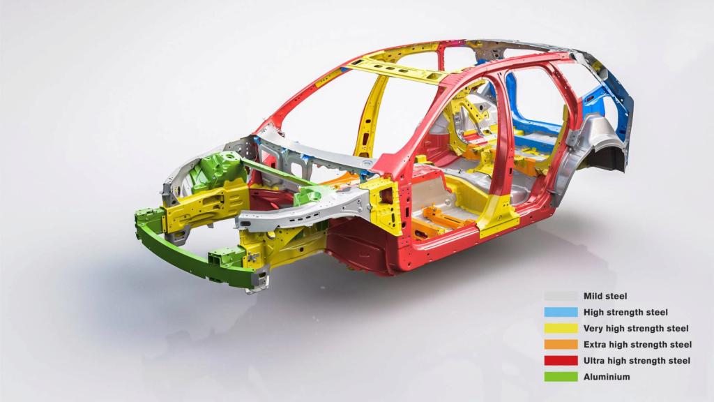 Airbag de joelho pode aumentar risco de ferimentos, diz estudo Volvo-38