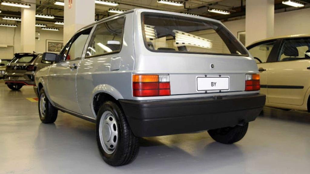 VW mostra o BY, projeto abortado de sub-Gol dos anos 1980 Vw-by_11