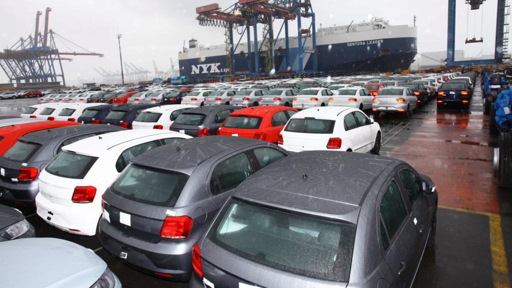 Brasil e México passam a ter livre-comércio de veículos e peças Vw-gol10