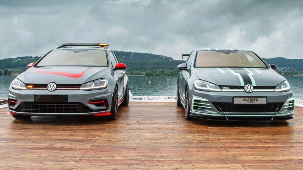 Wörthersee 2019: VW mostra Golf com mais de 400 cv Vw-gol14