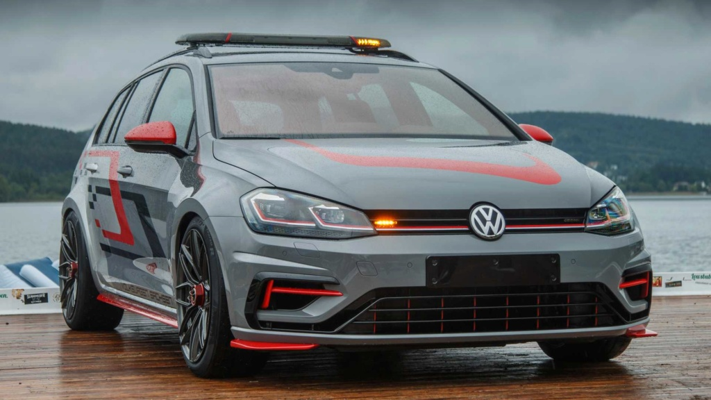 Wörthersee 2019: VW mostra Golf com mais de 400 cv Vw-gol15
