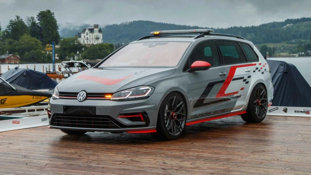 Wörthersee 2019: VW mostra Golf com mais de 400 cv Vw-gol17