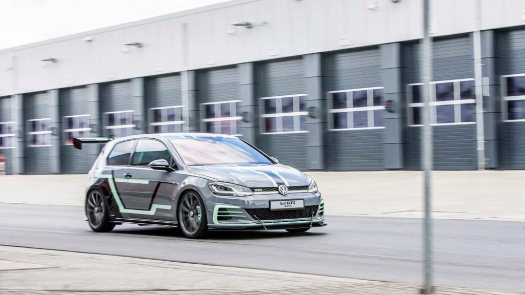 Wörthersee 2019: VW mostra Golf com mais de 400 cv Vw-gol18