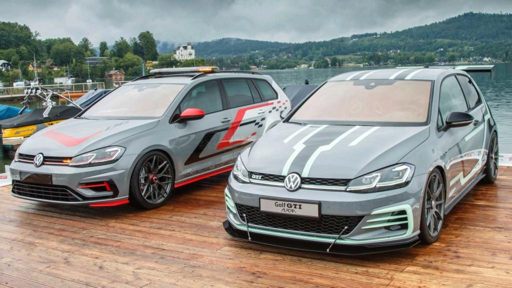 Wörthersee 2019: VW mostra Golf com mais de 400 cv Vw-gol19