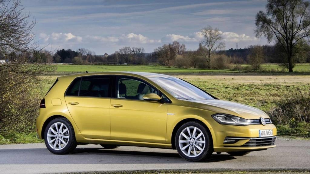 Reino Unido em 2019: Ford Fiesta completa 11 anos no topo Vw-gol36