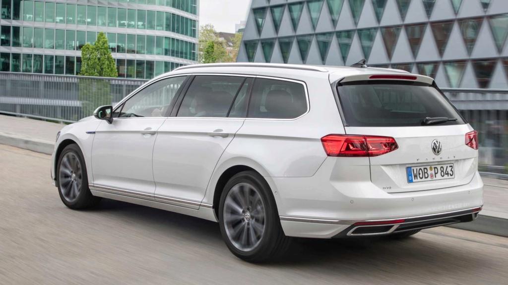 Novo VW Passat GTE amplia autonomia elétrica e é cotado para o Brasil Vw-pas10