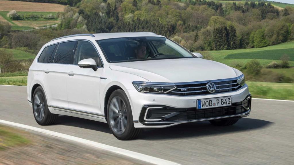 Novo VW Passat GTE amplia autonomia elétrica e é cotado para o Brasil Vw-pas11