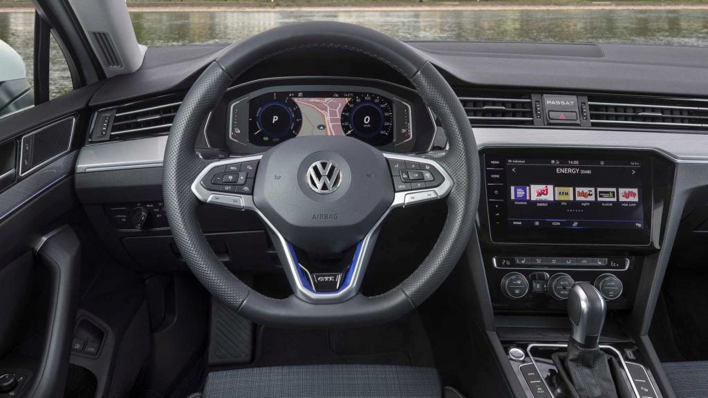 Novo VW Passat GTE amplia autonomia elétrica e é cotado para o Brasil Vw-pas13