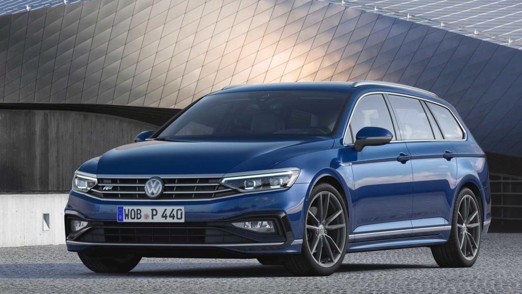 Novo VW Passat será fabricado na Turquia Vw-pas16