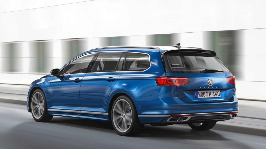Novo VW Passat será fabricado na Turquia Vw-pas17