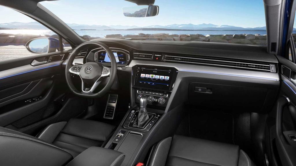 Novo VW Passat será fabricado na Turquia Vw-pas18