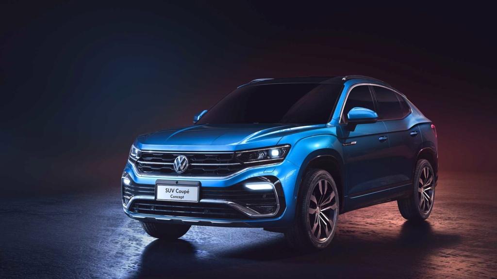 VW T-Sport: esboço confirma visual de cupê para o crossover do Polo Vw-suv12