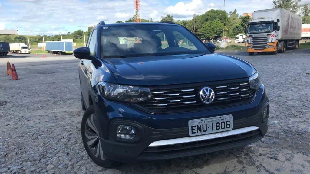 Viagem-teste: VW T-Cross 1.0 TSI mostra equilíbrio em mais de 1.000 km Vw-t-c11