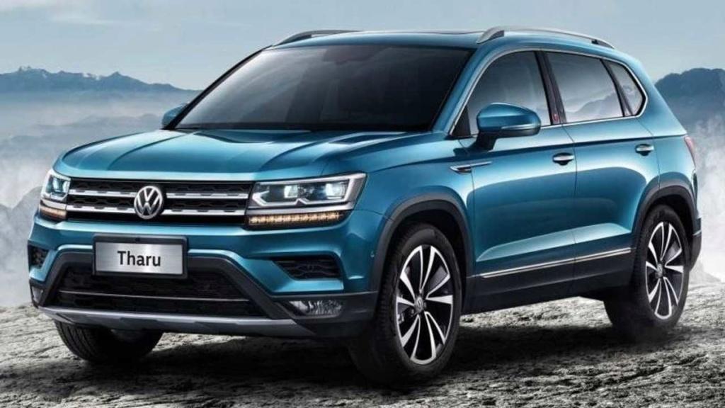 "VW Tarek: anti-Compass terá visual diferente na versão ""Mercosul"" Vw-tha10"
