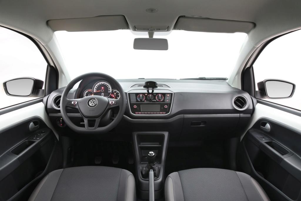 Volkswagen reduz o número de versões do Up! e aposenta o câmbio automatizado I-Motion Vw-up-12