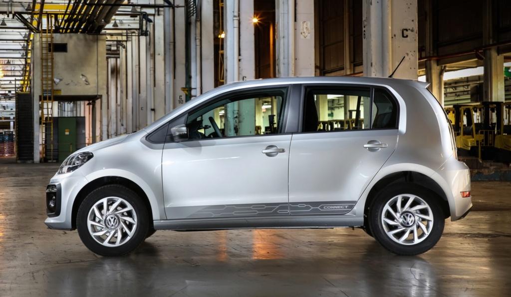 Volkswagen reduz o número de versões do Up! e aposenta o câmbio automatizado I-Motion Vw-up-14