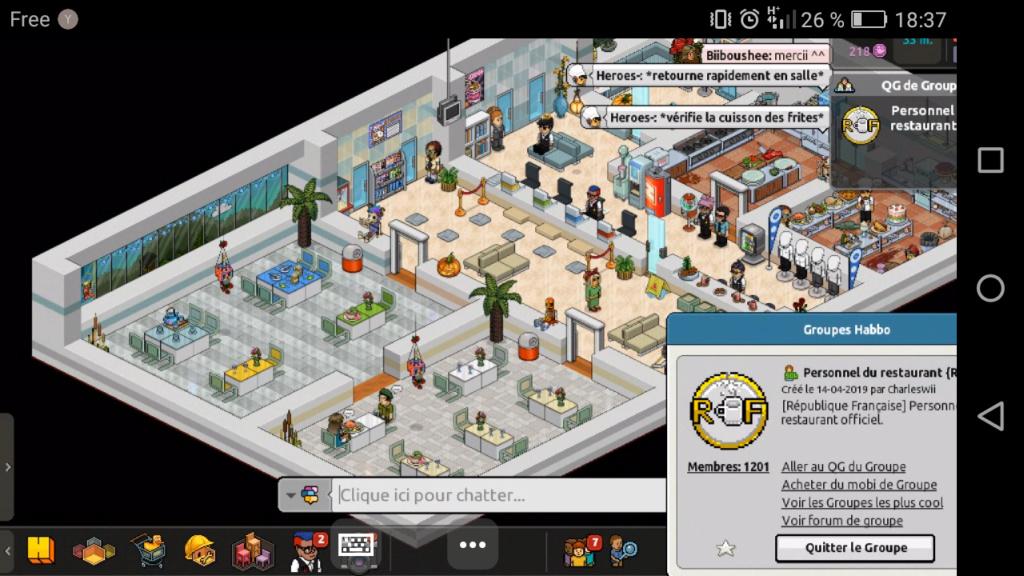 [P.N] - Rapport D'Activité de :.android.:=VIP - Page 14 Scre1437