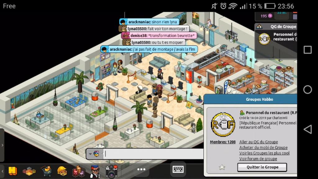 [P.N] - Rapport D'Activité de :.android.:=VIP - Page 14 Scre1455