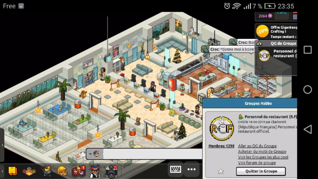 [C.M] - Rapport D'Activité de :.android.:=VIP - Page 16 Scre1656