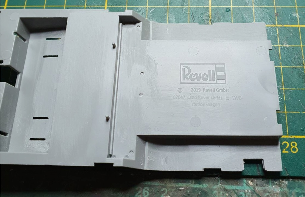 Land Rover / Revell, 1:24 R-land17