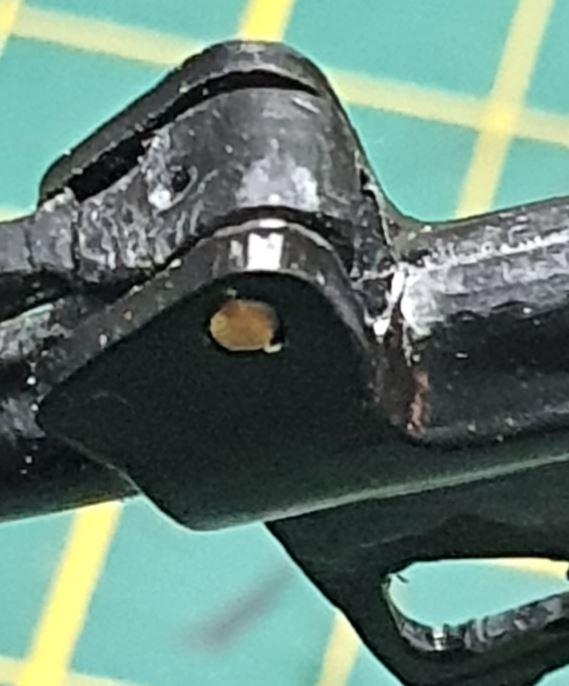 US Police Bike / Revell, 1:8 R-pb-112
